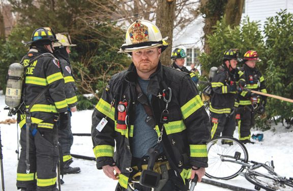 Up Close – Roslyn Highlands Fire Company