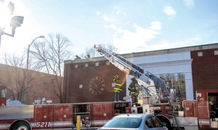 Glen Cove Commercial Fire Stopped