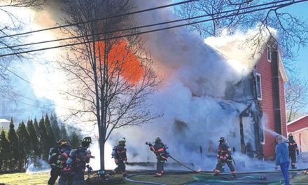 Blue Point House Fire