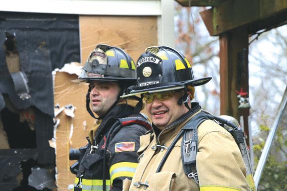 Up Close – Medford Fire Department