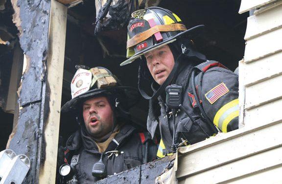 Up Close – Holtsville Fire Department