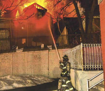 29 Displaced, 4 Homes Damaged on a Busy Day in Paterson