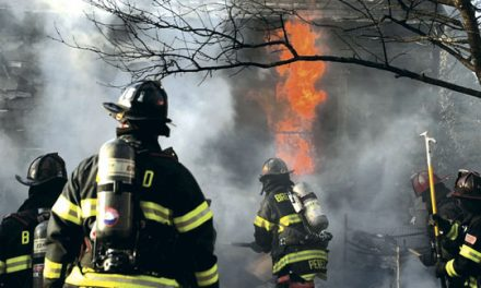 Brentwood House Fire