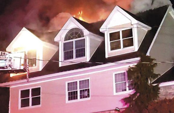Norwood Structure Fire