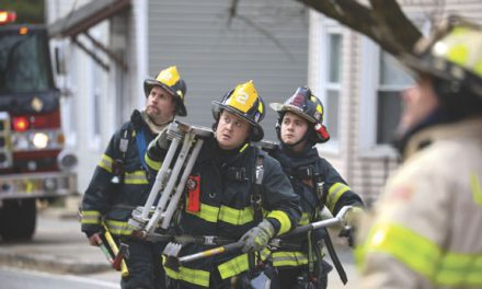 Up Close – Woonsocket Fire Department