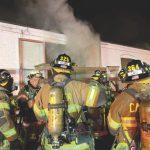 Wareham 3-Alarm Building Fire