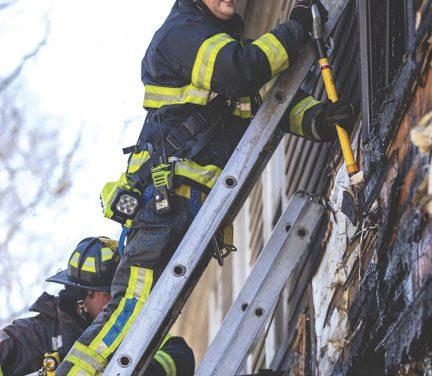 Shamong All-Hands House Fire