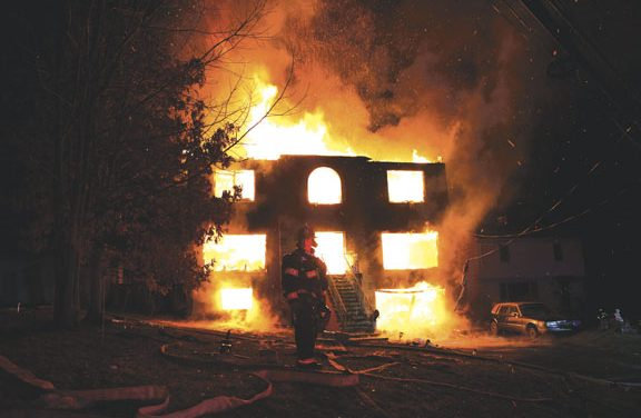 Yonkers Fire Thought Suspicious