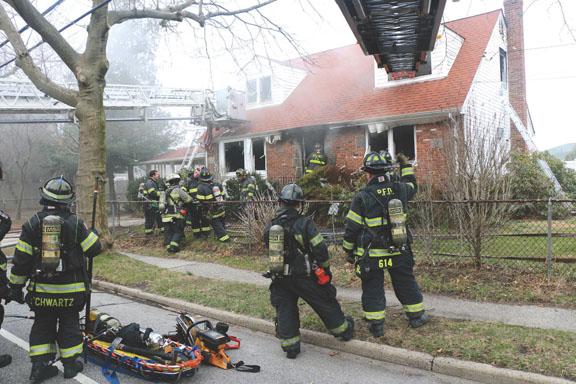 Heavy Fire in Hicksville