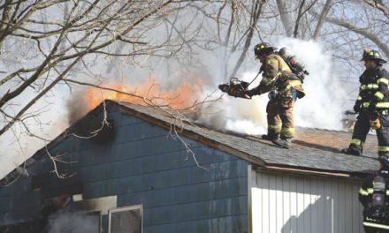 Hoarding Conditions at Bay Shore Blaze
