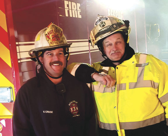 Up Close – Scullville Volunteer Fire Company and Farmington Volunteer Fire Company