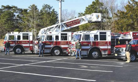 125th Anniversary for Toms River Station 25
