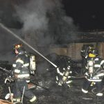 All Out Safe at Brentwood House Fire