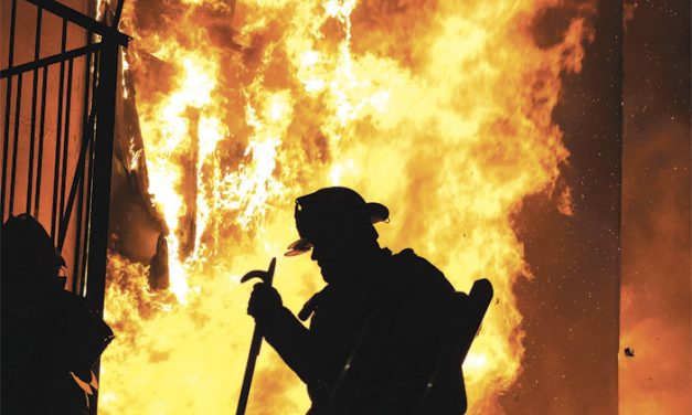 Spring Valley Fatal LODD Blaze