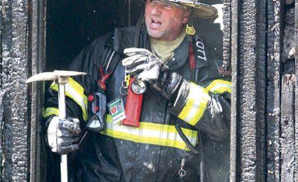 Major Fire in Philmont