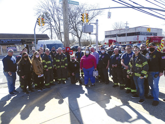 Remembering FF Anthony Cardillo