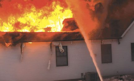 Lancaster 4-Alarm House Fire