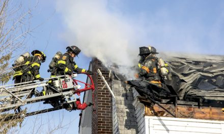 Up Close – Bridgeport Fire Department