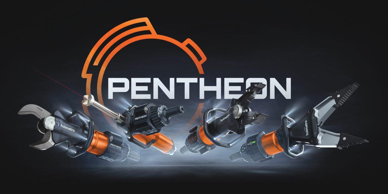 THE HOLOMATRO PENTHEON SERIES