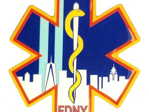 FDNY CELEBRATES EMS WEEK 2021 BY UNVEILING COVID-19 THEMED EMS WEEK POSTER