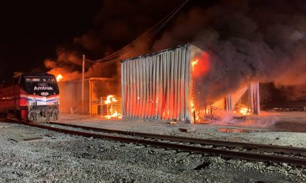 TANKER OPERATIONS PUT TO WORK AT INDIANA BLAZE