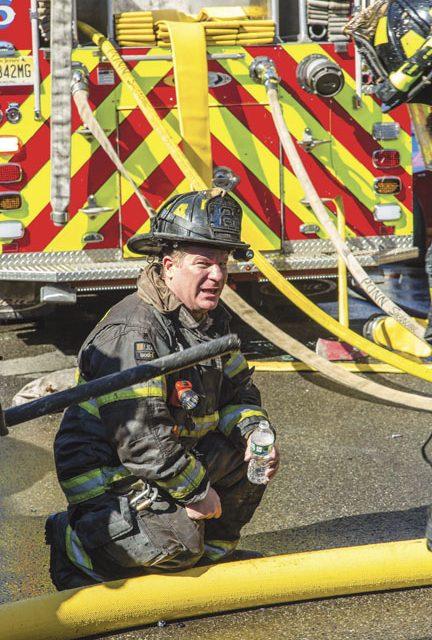 Up Close – Passaic Fire Department