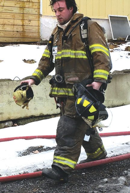 Up Close – Athens Lime Street Fire Department