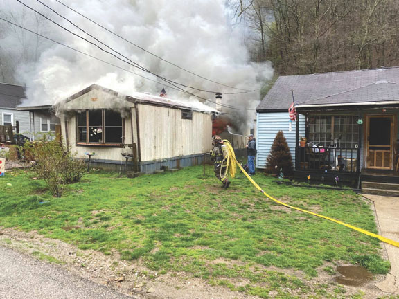 Malden Structure Fire
