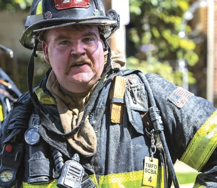 Up Close – The Village of Mamaroneck Fire Department
