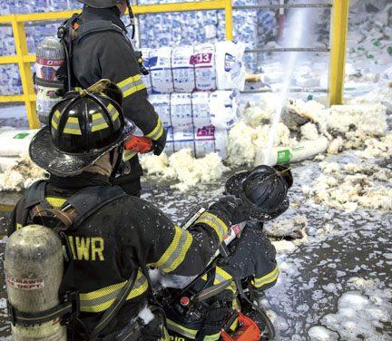 Multi-Day 6-Alarmer Building Fire