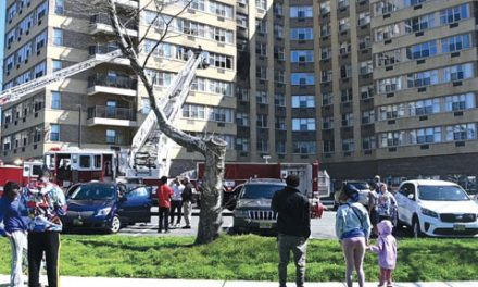 Collingswood Apartment House Fire
