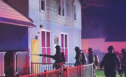 Kanawha Co. Structure Fire Stopped
