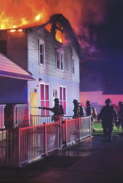 House Fire Held