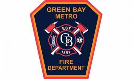 GREEN BAY METRO FIRE DEPARTMENT (WI) RECENTLY PROMOTES MEMBERS