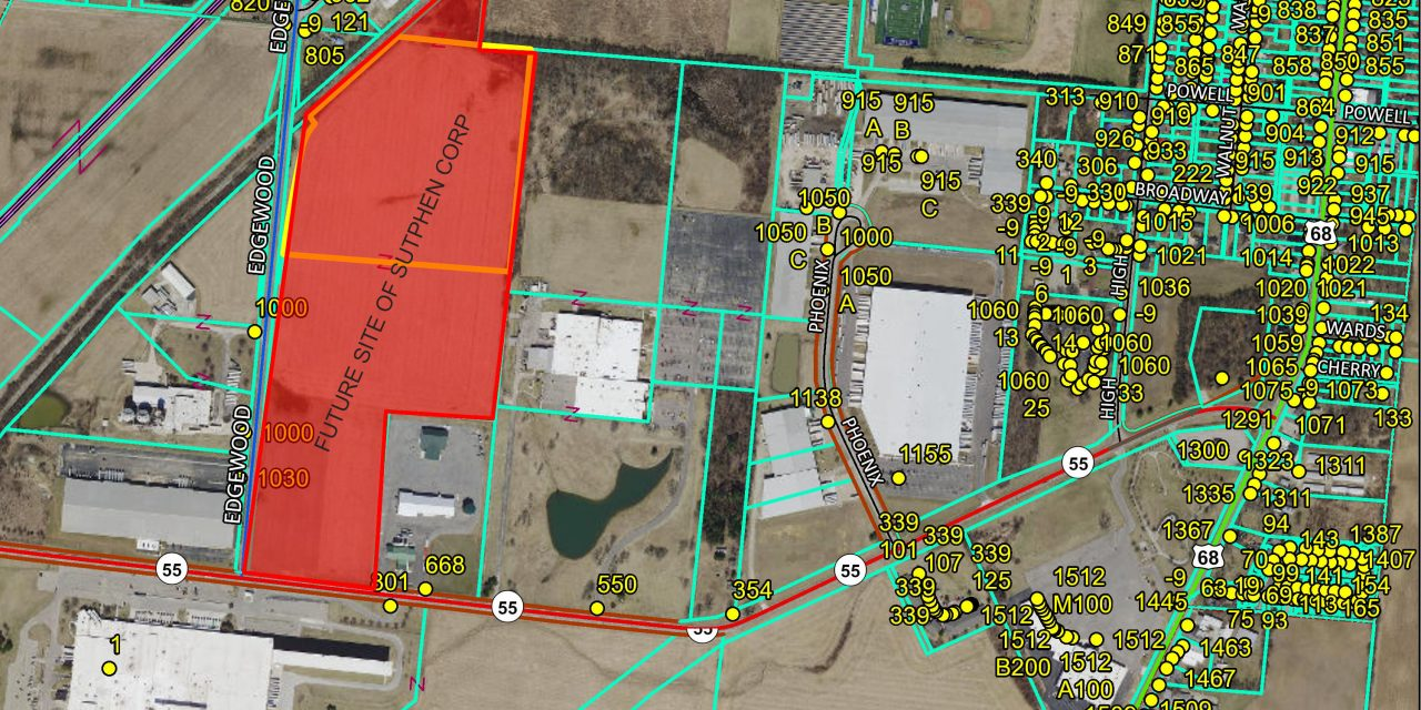 SUTPHEN CORPORATION TO BUILD NEW MANUFACTURING FACILITY IN URBANA (OH)