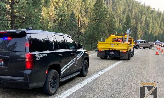 3-CAR CRASH BLOCKS HIGHWAY 55 IN IDAHO