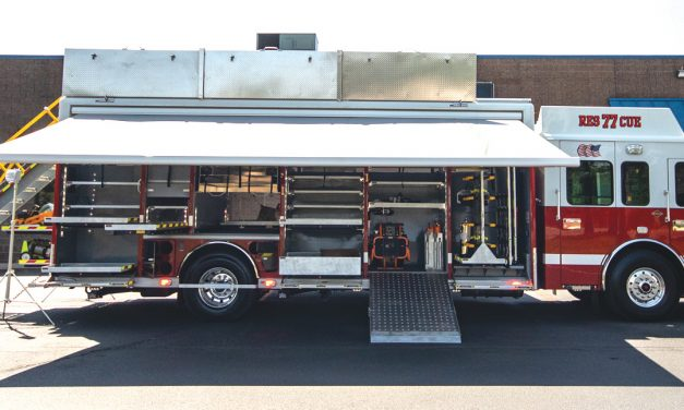 HACKNEY EV FABRICATES THE MOST CUSTOMIZABLE RESCUE TRUCKS ON THE MARKET