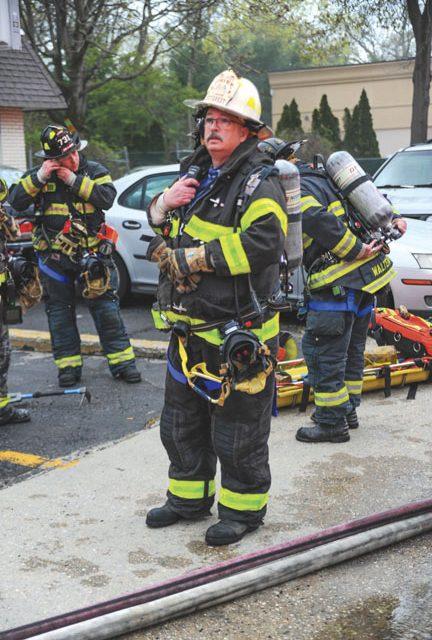 Up Close – Setauket Fire Department