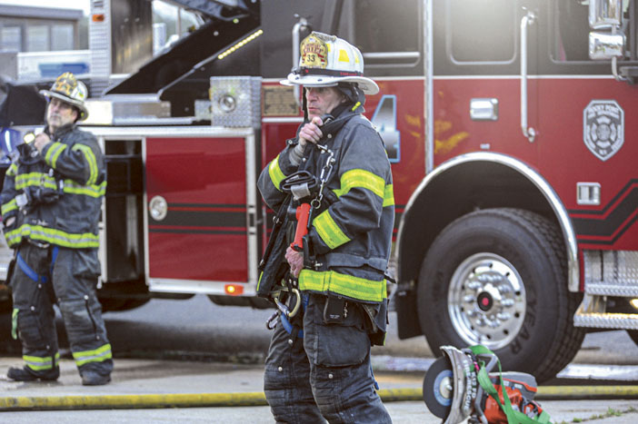 Up Close – Rocky Point Fire Department