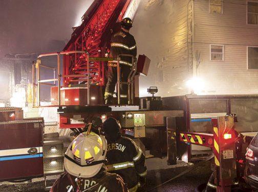 Paterson 2-Alarm Totals 1 Home