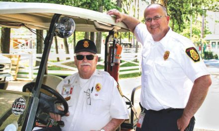 Up Close – Saratoga Springs Fire Department