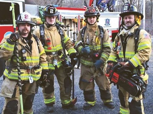 Up Close – Athens Fire Department