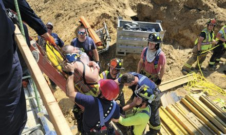 Terryville Trench Rescue