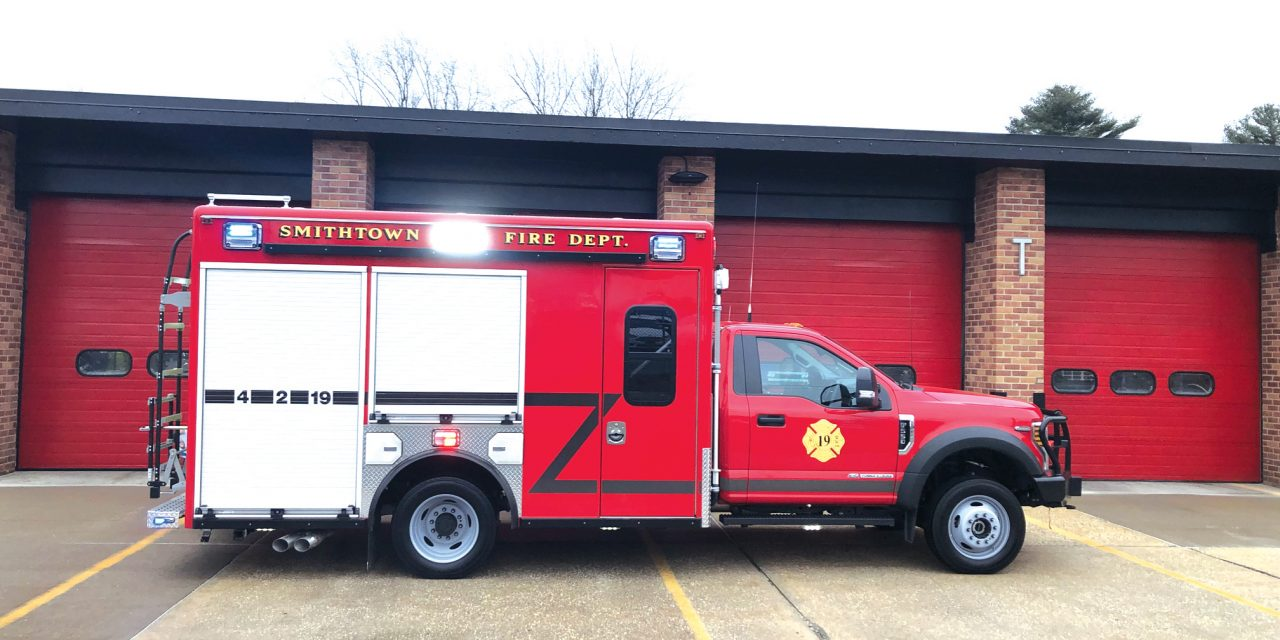 TODAYS EMERGENCY RESPONSE VEHICLES ARE MORE THAN JUST FIRE & RESCUE