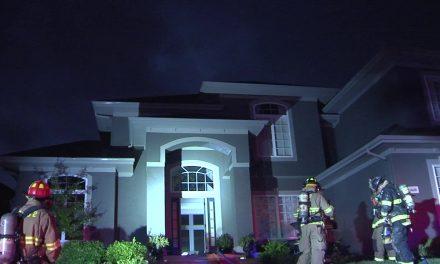 LIGHTNING STRIKES CAUSE HOUSE FIRES IN OVERLAND PARK (KS)