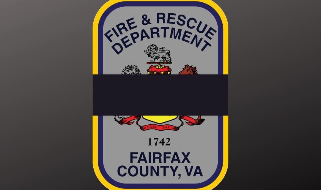 FAIRFAX COUNTY FIRE RESCUE MOURNS THE LOSS OF FIREFIGHTER KEVIN WEAVER