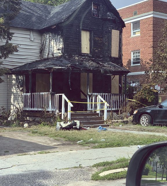 Patchogue House Fire