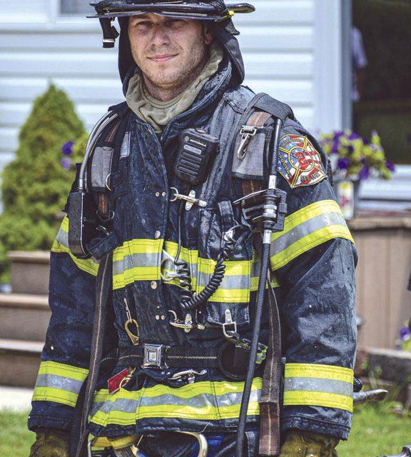 Up Close – Syosset Volunteer Fire Department