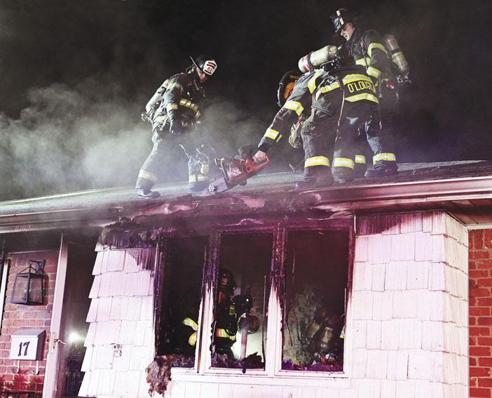 Commack House Fire