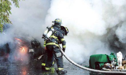 Geymer Drive House Fire